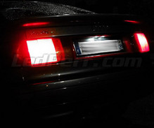 Pack LED License plate (6000K pure white) for Audi 80 / S2 / RS2