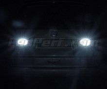 Pack LEDs (white 6000K) backup lights for Volkswagen Sharan 7M