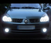 Pack Xenon Effects headlight bulbs for Renault Clio 2