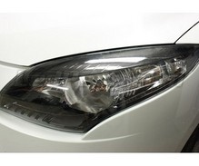 Pack front Chrome turn signal for Renault Megane 3