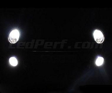 Pack Headlights Xenon Effect Bulbs For Mini Cooper R56r55