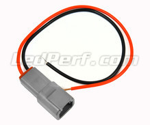 Female DT Connector for LED Bar and Additional LED Headlamp