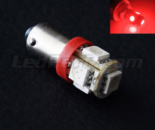 H6W LED - BAX9S Base - Red - Xtrem