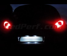 Pack LED License plate (Xenon White) for Opel Corsa D
