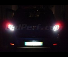Pack LEDs (white 6000K) backup lights for Skoda Citigo