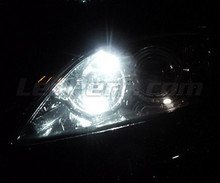 Pack sidelights led (xenon white) for Mazda 6 Phase 2
