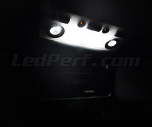 Pack interior Full LED (Pure white) for the BMW X1 - E84
