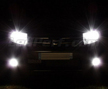 Xenon Effect bulbs pack for Dacia Logan 2 headlights