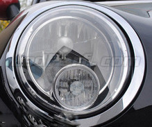 Chrome front indicator pack for Mini Cooper II (R50 / R53)