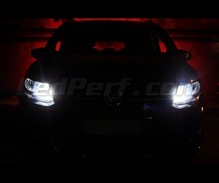 Pack sidelights led (xenon white) for Seat Alhambra 7N