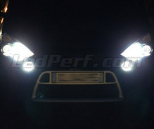 Pack sidelights led (xenon white) for Ford S-MAX