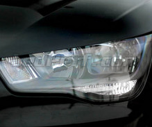 Pack daytime running light (DRL) xenon white for Audi A1