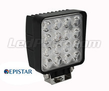 LED Working Light Square 48W for 4WD - Truck - Tractor