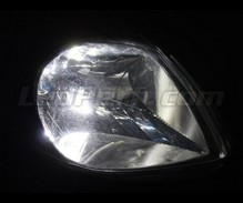 Pack sidelights LED (xenon white) for Toyota Yaris 2