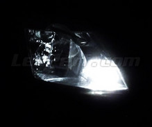 Pack sidelights LED (xenon white) for Renault Modus