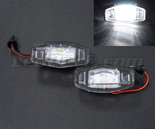 Pack of 2 LEDs modules license plate for Honda Civic 8G