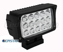 Additional LED Light Rectangular 45W for 4WD - ATV - SSV