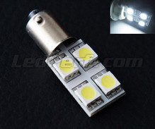 LED T4W - Socket BA9S - White Rotation