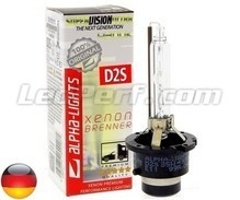 Alpha-Lights D2S 4300K SUPER VISION ULTRA Xenon bulb - Made in Germany