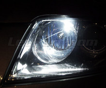 Pack sidelights led (xenon white) for Volkswagen Passat B5