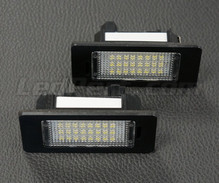 Pack of 2 LEDs modules license plate BMW (type 1)