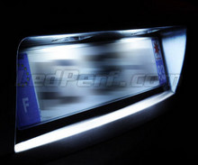 Pack LED License plate (Xenon White) for Volkswagen Up!