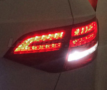 Pack LEDs (white 6000K) backup lights for Audi A4 B8