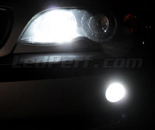 Pack LED fog lights (Xenon effect) for BMW 3 Series (E46)