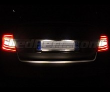 Pack LEDs (white 6000K) backup lights for Skoda Octavia 3 (5E)