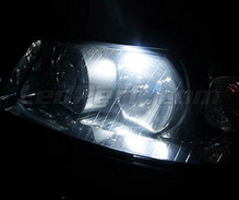 Pack sidelights led (xenon white) for Audi A3 8L