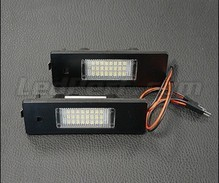 Pack of 2 LEDs modules license plate BMW (type 2)