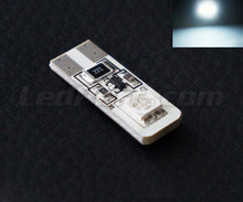 Dual Led T10 - White - Anti-board computer OBC error - W5W
