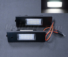 Pack of 2 LEDs modules license plate for BMW Serie 1 (F20 F21)