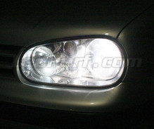 Xenon Effect bulbs pack for Volkswagen Golf 4 headlights