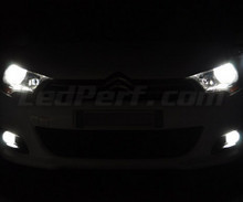 Pack Xenon Effects headlight bulbs for Citroen C4 II