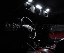 Pack interior Full LED (Pure white) for Audi TT 8N