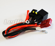 H1 - H3 Relay Harness for Motorcycles Xenon HID conversion Kits