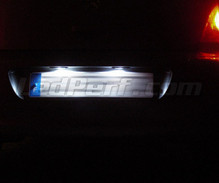 Pack LED License plate (Xenon White) for Peugeot 307