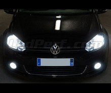 Pack Xenon Effects headlight bulbs for Volkswagen Golf 6