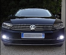 Pack LED daytime running lights (xenon white) for Volkswagen Passat B8