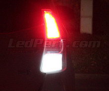 Pack LEDs (white 6000K) backup lights for Toyota Prius