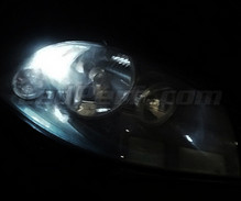 Pack sidelights LED (xenon white) for Seat Ibiza 6L