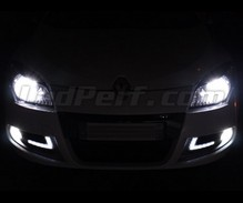 Pack Xenon Effects headlight bulbs for Renault Megane 3