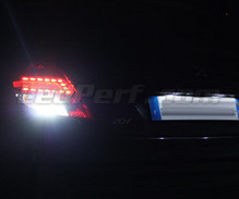 Pack LEDs (white 6000K) backup lights for Peugeot 207