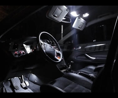 Pack interior Full LED (Pure white) for Ford Mondeo MK4