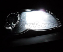 Pack sidelights led (xenon white) for BMW 3 Series (E46)