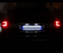 Pack LED License plate (Xenon White) for Infiniti FX 37