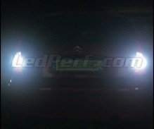 Pack LEDs (white 6000K) backup lights for Citroen C3 I