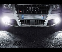Pack fog lamps Xenon Effect for Audi A8 D3