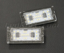 Pack of 2 LEDs modules license plate BMW (type 5)